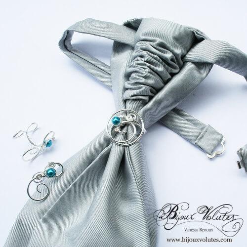 cravate collier homme